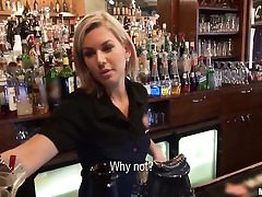 Who wished to plumb a barmaid?