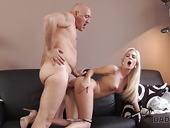 DADDY4K. Victoria doesnt enjoy her beau but likes his..