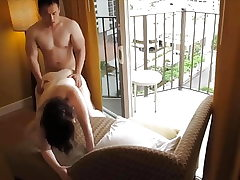 amateur recording, sex hidden in the motel